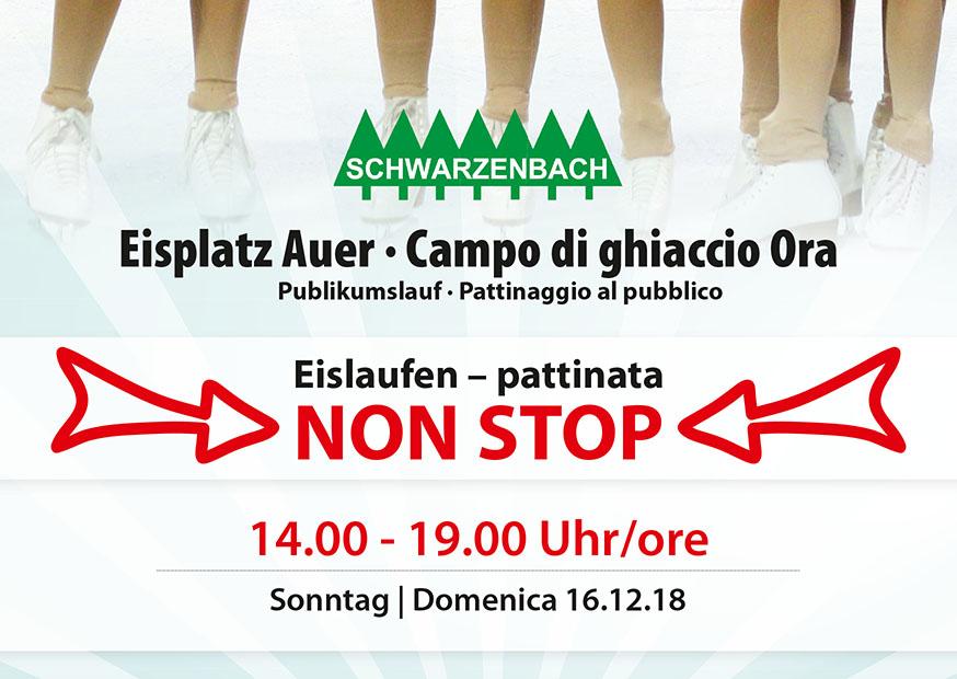 Eislaufen Non Stop!