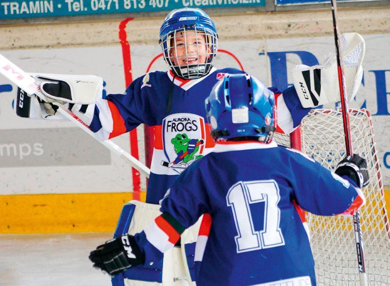Hockey Schule